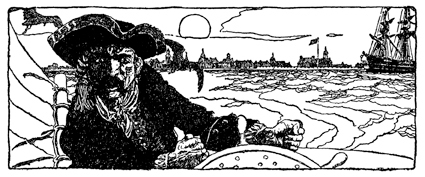 Untitled by Howard Pyle, 1921