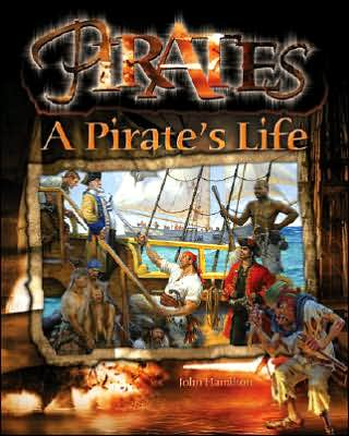 Cover Art: A Pirate's