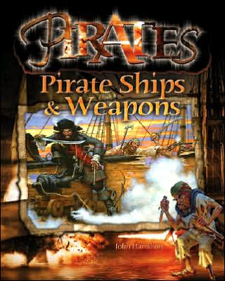 Cover Art: Pirate Ships