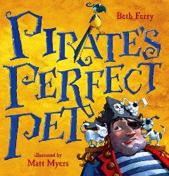 Cover Art: Pirate's Perfect Pet