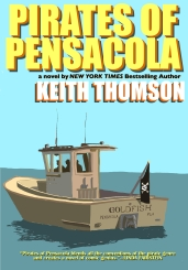 Cover Art: Pirates of Pensacola