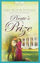 Cover Art: Pirate's Prize by Lena Nelson Dooley