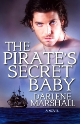 Cover Art: The Pirate's Secret