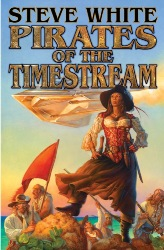 Cover Art: Pirates of the Timestream