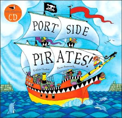 Cover Art: Port Side Pirates