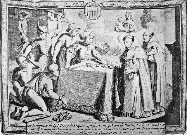 Purchase of Christian captives