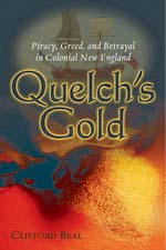 Cover Art: Quelch's Gold (paperback edition)