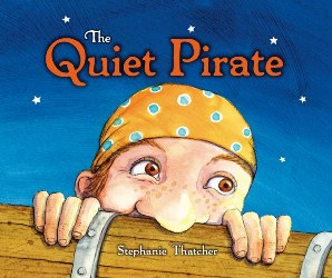 Cover Art: The Quiet Pirate