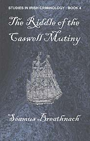 Cover Art: The Riddle of the Caswell Mutiny