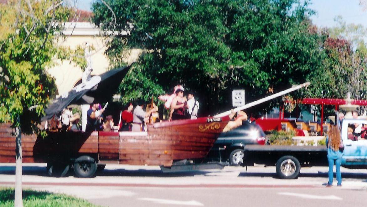 Pirate Parade