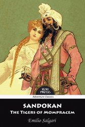 Cover Art: Sandokan: The Tigers of