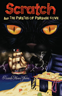Cover Art: Scratch and the Pirates of Paradise Cove