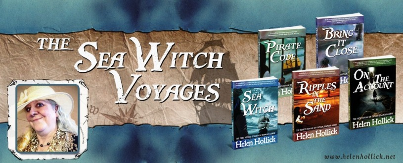 Banner: Books in Sea Witch