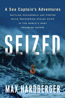 Cover Art: Seized