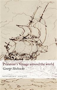 Cover Art: A Privateer's Voyage Round the World