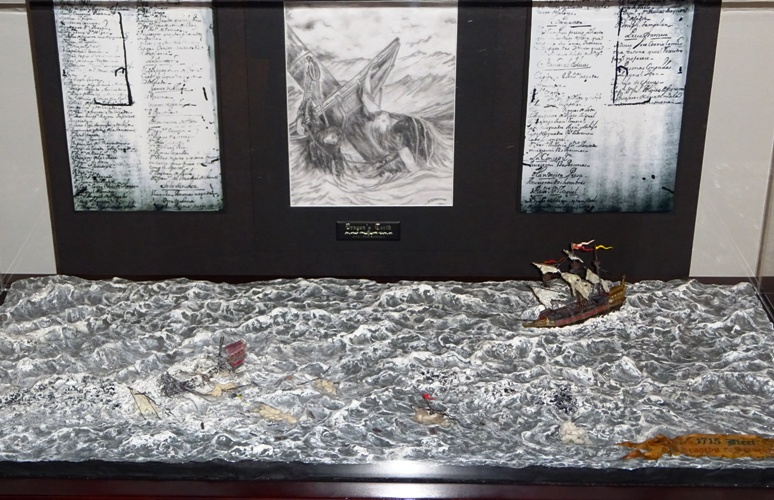 Sinking of 1715 Treasure