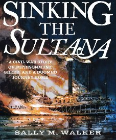 Cover art: Sinking the Sultana