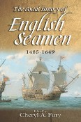 Cover Art: The Social History of English Seamen,