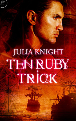 Cover Art: Ten Ruby Trick