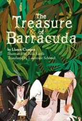 Cover Art: The Treasure of Barracuda