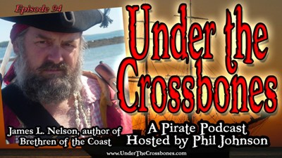 Under the Crossbones with James L Nelson