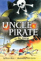 Cover Art: Uncle Pirate to the Rescue