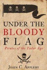 Cover Art: Under the Bloody Flag