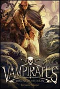 Cover Art: Vampirates by Justin Somper