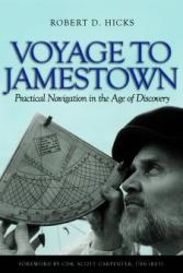 Cover Art: Voyage to Jamestown