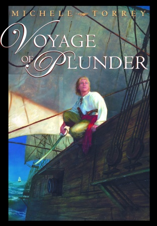 Cover Art: Voyage of Plunder