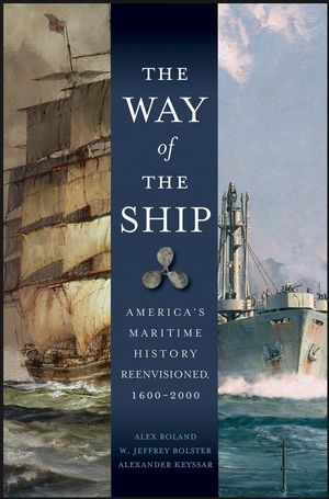 Cover Art: Way of the Ship