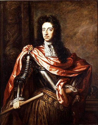 William III of England by Godfrey Kneller