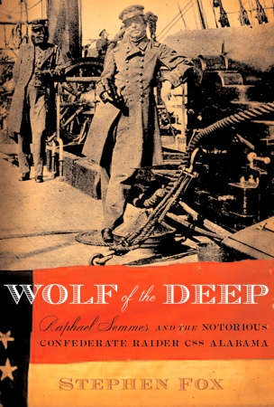 Cover Art: Wolf of the Deep by Stephen Fox