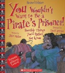 Cover Art: You Wouldn't Want to Be a Pirate's Prisoner