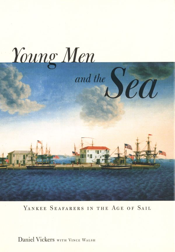 Cover Art: Young Men and the Sea