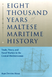 Cover Art: Eight Thousand Years of Maltese Maritime History