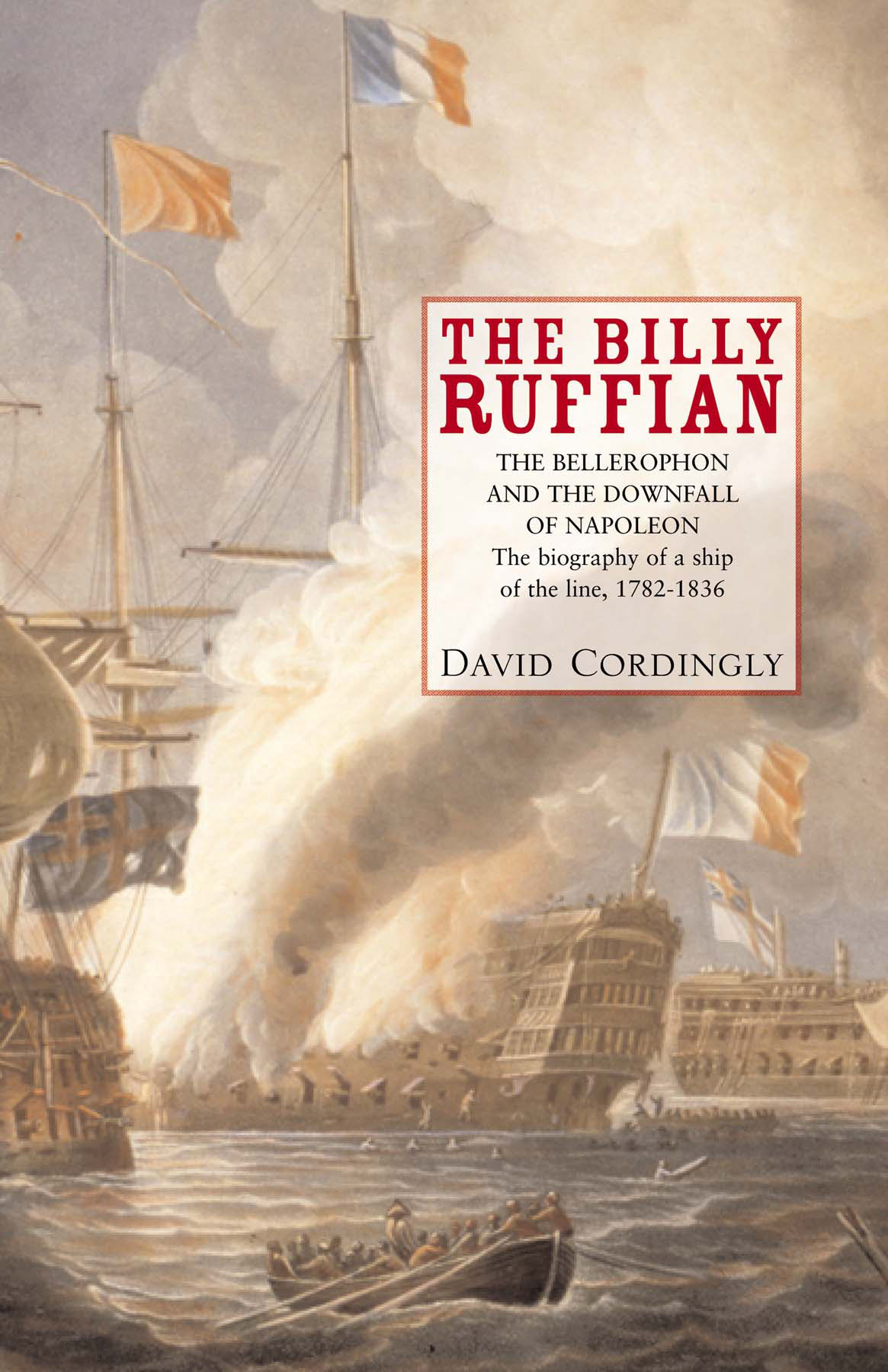 Cover Art: The Billy Ruffian