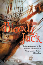 Cover Art: Bloody Jack