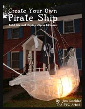 Cover Art: Create Your Own Pirate Ship