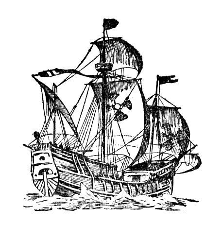 Pirates privateers the history of maritime piracy the spanish galleon publicscrutiny Choice Image