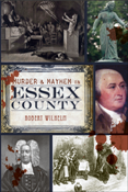 Cover Art: Murder & Mayhem in Essex County