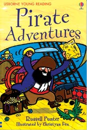 Cover Art: Pirate Adventures