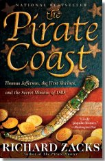 Cover Art: The Pirate Coast