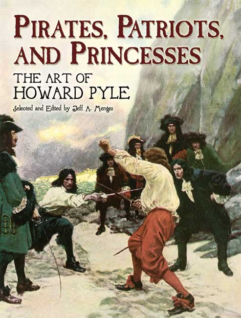 Cover Art: Pirates, Patriots, and Princesses