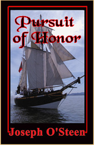 Cover Art: Pursuit of Honor