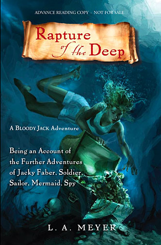 Cover Art: Rapture of the Deep