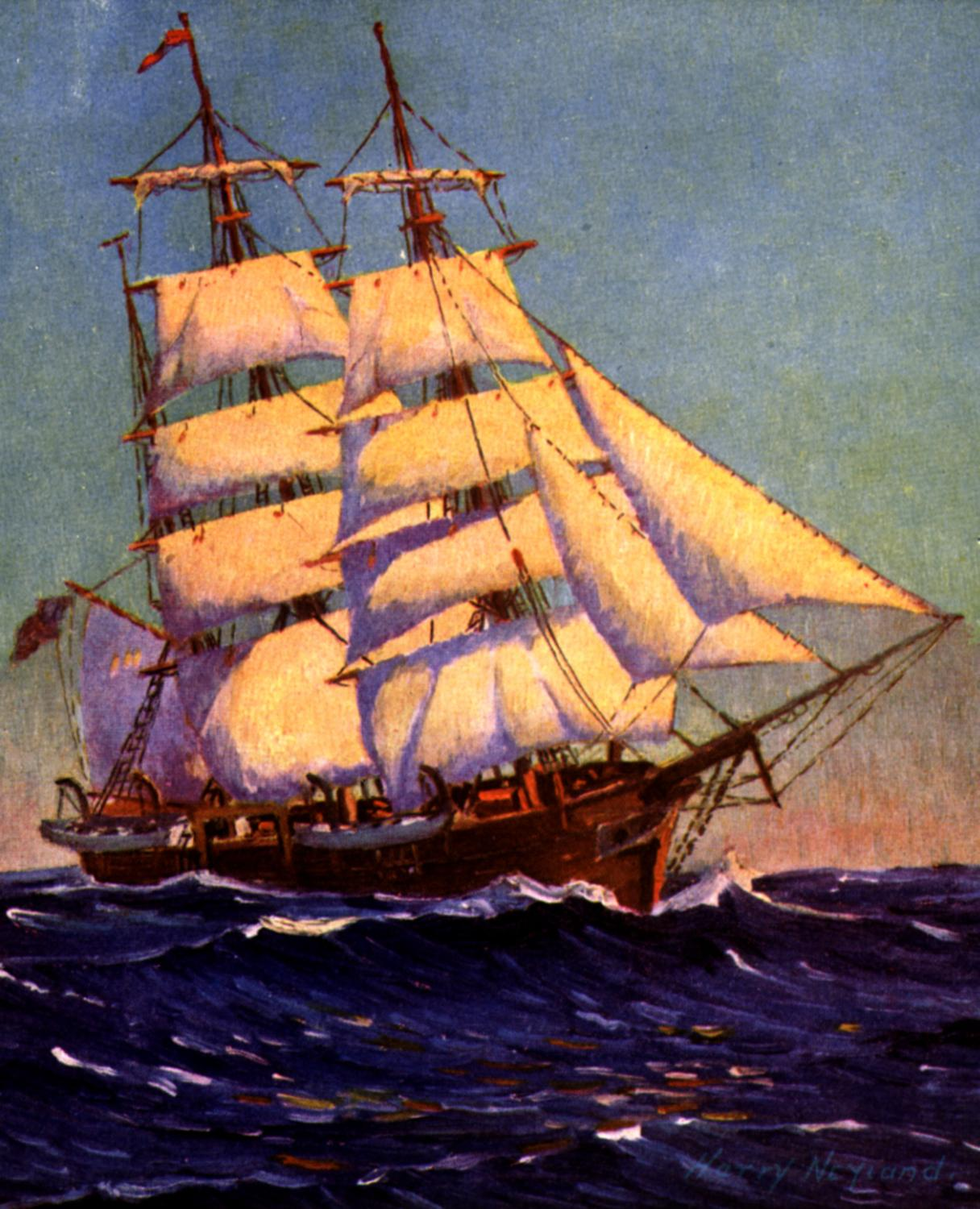 Pirates & Privateers - Superstitions and the Sea
