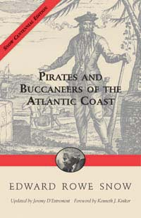 Cover Art: Pirates and Buccaneers of the Atlantic Coast