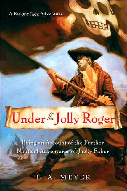 Cover Art: Under the Jolly Roger