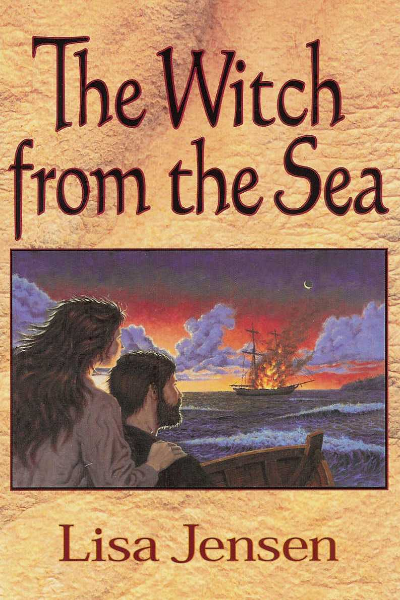Cover Art: Witch from the Sea